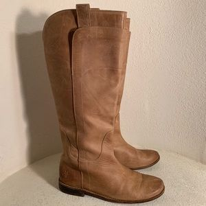 FRYE Paige Tall Riding Boots Sz 8